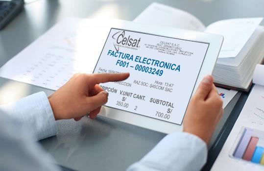 Resultado de imagen para facturacion electronica